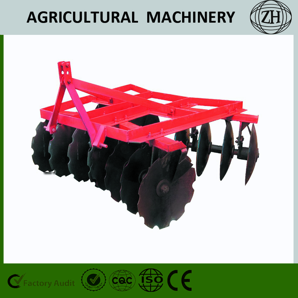 Pertanian Melaksanakan Tractor Trailed Disc Harrow