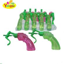 Interesting Large Gun Shape Sour Liquid Spray Candy Toy