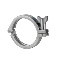 Sanitary Stainless Steel 304 316L Clamp