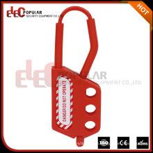 Elecpopular Neue China Produkte zum Verkauf Isolierung Hasp für Vorhängeschloss Sicherheit Kunststoff Hasp Lock