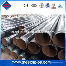 Derniers produits sch40 black erw pipe