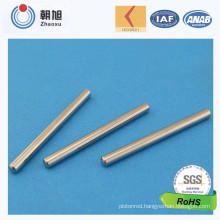 China Supplier CNC Machining Chrome Shaft with Plating Nickle