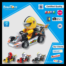Pequeños coches frescos del karting del juguete del cabrito de la promoción para la venta