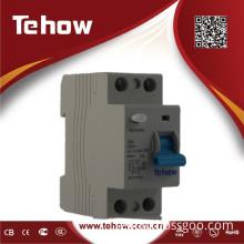 2015 best price Tehow circuit breaker CE certified MCB 2P 32A 6KA CE standard circuit breaker