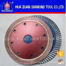 Diamond Turbo Concave Cutting Blade (HZ 341)