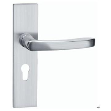 maçaneta para portas de madeira