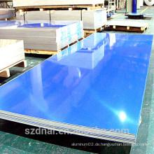 1000mm breites Aluminiumblech auf regelmäßiger Basis, bester Preis 1000 Grad Aluminium