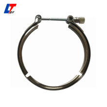 V band clamp tainless Steel exhaust band clamp