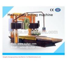 Heavy-duty horizontal pórtico tipo fresadora preço à venda