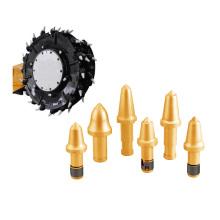 U82 Cutter Zahn für den Bergbau / Bergbau Cutting Pick