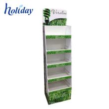 Produkt Supermarkt dekorative quadratische Regal