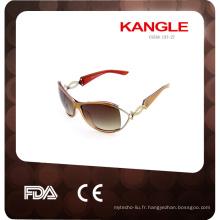 lunettes de soleil promotionnelles en plastique pas de minimum