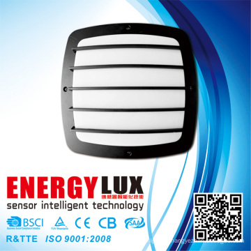E-L02b Corpo de fundição em alumínio ao ar livre Luz de teto LED