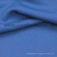 Tissu CVC Pique pour polo