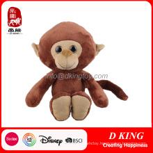 Custom Toy Monkey Plush Animal Monkey for Kids