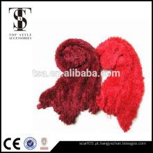 Intemporal desin multi maneiras de vestir cachecol de alta qualidade de preço de fábrica