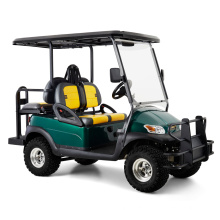 China Made Battery Operated 4 Seater Electric Golf Cart