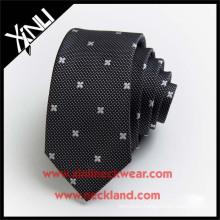 Dry-clean Only Polyester Jacquard Woven Neck Embroider Tie