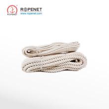 Cesta de corda de algodão orgânico de 4mm Venda quente