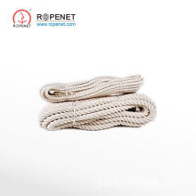 4mm Ekologisk Cotton Rope Basket Hot Sale