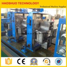 Máquina de fabricación de tuberías de alta frecuencia Wedling para la producción de tubos de acero