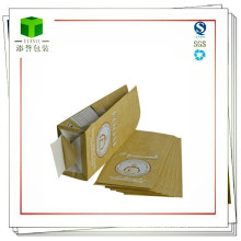 Paper Flour Bag, 2 Layers, Made of Kraft, Food-Grade Bags