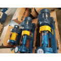 RY hot oil Magnetic connection pump no leakage centrifugal pump