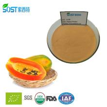 Instant pure natural spray-drying papaya powder