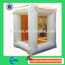 Inflatable Cash Cube Game money machine
