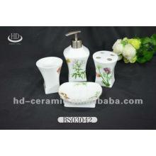 Acessórios para banho de cerâmica