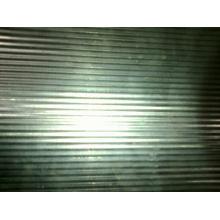 Placa de alumínio corrugada em relevo para construção