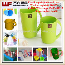 drink cup hot runner mold/China supply quality products drink plastic injection cup hot runner mould