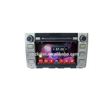 android 4.4.2 car dvd for Tundra +OEM+mirrior link +TPMS+factory directly