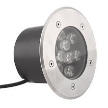 Sous-sol de 9W LED avec la lumière souterraine de RVB