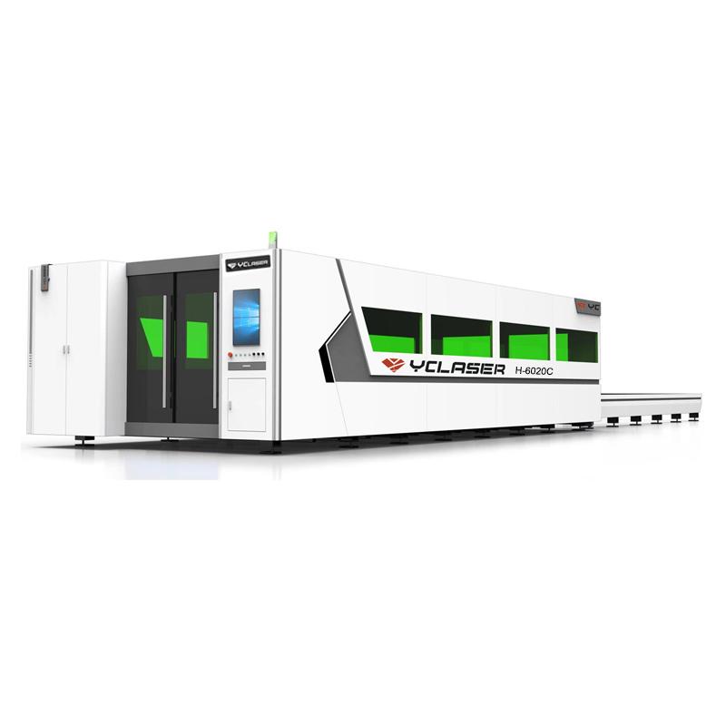 Stainless Steel Fiber Laser Machine