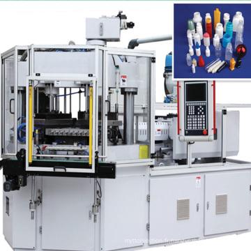 Machine en plastique de coup d'injection de bouteilles de HDPE / PE / pp / LDPE