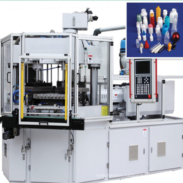 HDPE/PE/PP/LDPE Plastic Bottles Injection Blow Machine