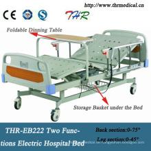 2-Funktions-elektrisches Krankenhausbett (THR-EB222)