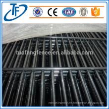 Acero galvanizado de alta seguridad 358 Anti Climb Fence