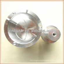 Hot aluminium alloy casting parts with cnc machining with high quality