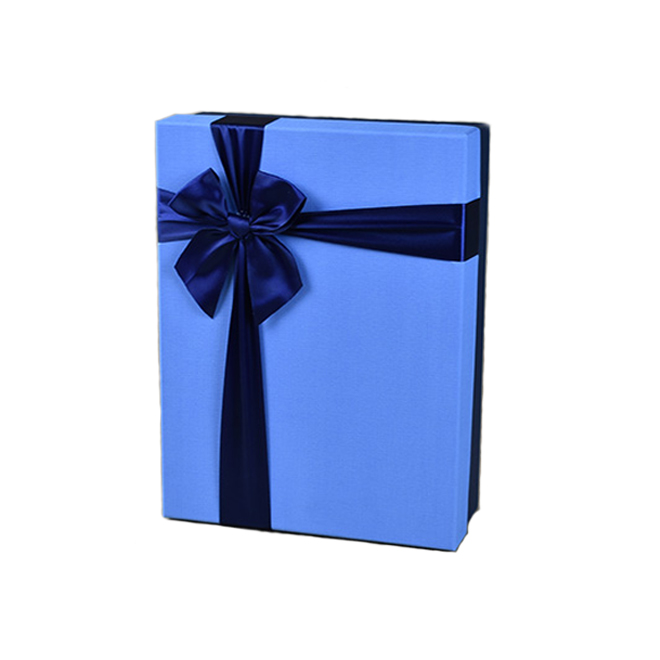 Blue Rigid Gift Box
