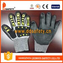 Порезостойкие перчатки с защитой-TPR112 ТПР