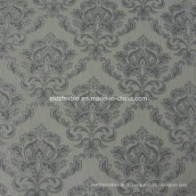 100% Polyester Shringkage Yarn Miranda Rideau Tissu