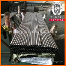 316 Stainless Steel Tube/Pipe with top quality for flexible hose