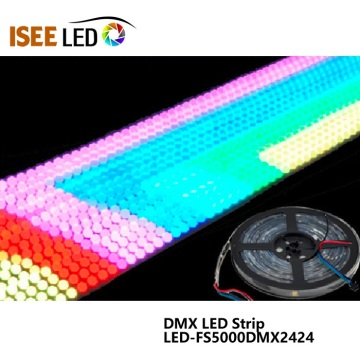 Contrôle de Madrix Light Strip Led DMX RVB