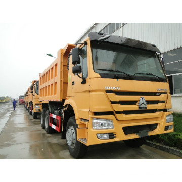 Cnhtc HOWO Dump Truck with Best Price