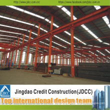 Prefab Design Steel Beam Workshop
