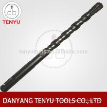 """SDS plus """"+"""" tip double flute electric drill bit"""