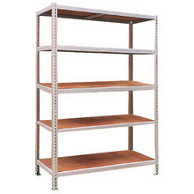 Hot Sell 5 Tiers Store Metal Shelf T20