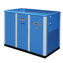 110kw/150HP August Variable Frequency Screw Air Compressor
